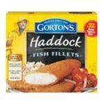 Gorton's Seafood -  Fish Fillets Haddock 0044400152006