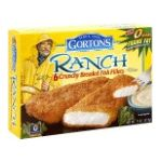 Gorton's Seafood -  Crunchy Breaded Fish Fillets 0044400152105