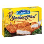 Gorton's Seafood -  Crunchy Breaded Fish Fillets 0044400152204