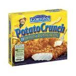 Gorton's Seafood -  Fish Fillets Potato Crunch 0044400153409