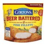 Gorton's Seafood -  Fish Fillets Beer Batter 0044400153508