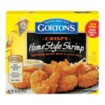 Gorton's Seafood -  Home Style Shrimp 0044400153904