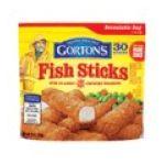 Gorton's Seafood -  Fish Sticks Crunchy Golden 0044400154604
