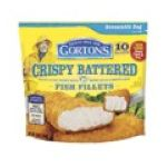Gorton's Seafood -  Fish Fillets Crispy Battered 0044400157506