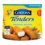 Gorton's Seafood -  Tenders Original Batter Fish Fillets 0044400158602