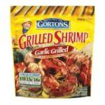 Gorton's Seafood -  Grilled Shrimp Scampi 0044400159005