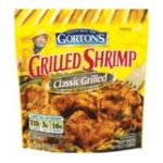 Gorton's Seafood -  Grilled Shrimp Classic 0044400159302