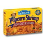 Gorton's Seafood -  Popcorn Shrimp 0044400163002