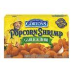 Gorton's Seafood -  Popcorn Shrimp 0044400163606
