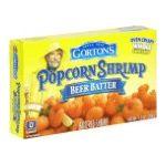 Gorton's Seafood -  Popcorn Shrimp 0044400163804