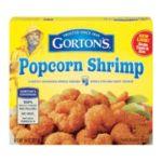 Gorton's Seafood -  Popcorn Shrimp 0044400164009