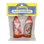 El Guapo -  Strawberry Candy Crayon 2 0044989201423