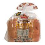 Wonder -  Country Potato Sliced Hamburger Buns 0045000111080