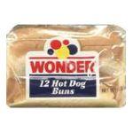 Wonder -  Buns Hot Dog New England Value Pack 0045000111356