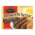 Armour - Sausage Links 0045300184616  / UPC 045300184616