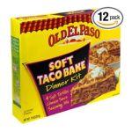 Old El Paso - Chicken Soft Taco Dinner Kit 0046000149295  / UPC 046000149295
