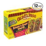 Old El Paso - Dinner Kit 0046000279251  / UPC 046000279251