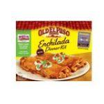 Old El Paso - Enchilada Dinner Kit 0046000287393  / UPC 046000287393