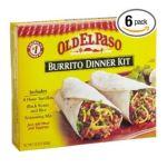 Old El Paso - Dinner Kit 0046000287416  / UPC 046000287416