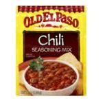 Old El Paso - Seasoning Mix 0046000288727  / UPC 046000288727