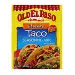 Old El Paso - Seasoning Mix 0046000288741  / UPC 046000288741