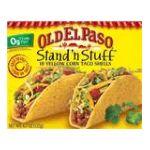 Old El Paso - Taco Shells 0046000295480  / UPC 046000295480