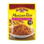 Old El Paso - Mexican Rice 0046000406213  / UPC 046000406213