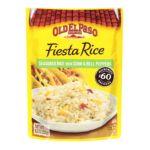 Old El Paso - Fiesta Rice 0046000406220  / UPC 046000406220