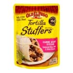 Old El Paso - Tortilla Stuffers Carne Asada Steak 0046000434391  / UPC 046000434391
