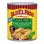 Old El Paso - Enchilada Sauce 0046000721828  / UPC 046000721828