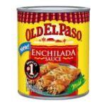Old El Paso - Enchilada Sauce Mild Red 0046000721835  / UPC 046000721835