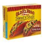 Old El Paso - Taco Shells 0046000721866  / UPC 046000721866