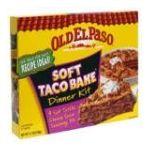 Old El Paso - Dinner Kit Soft Taco Bake 0046000723112  / UPC 046000723112