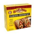 Old El Paso - Gordita Dinner Kit 0046000728216  / UPC 046000728216