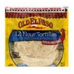 Old El Paso - Flour Tortillas 0046000811383  / UPC 046000811383
