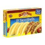 Old El Paso - Taco Shells 0046000811512  / UPC 046000811512
