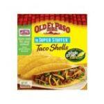 Old El Paso - Super Stuffer Taco Shells 0046000811819  / UPC 046000811819