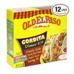 Old El Paso - Dinner Kit 0046000813516  / UPC 046000813516