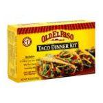 Old El Paso - Dinner Kit 0046000814117  / UPC 046000814117