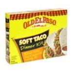 Old El Paso - Dinner Kit Soft Taco 0046000814216  / UPC 046000814216