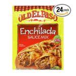 Old El Paso - Sauce Mix 0046000814315  / UPC 046000814315