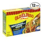 Old El Paso - Dinner Kit 0046000814469  / UPC 046000814469