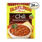 Old El Paso - Seasoning Mix 0046000814612  / UPC 046000814612