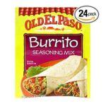 Old El Paso - Seasoning Mix 0046000815114  / UPC 046000815114
