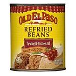 Old El Paso - Old El Paso Refried Large Beans 0046000821313  / UPC 046000821313