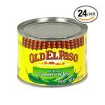 Old El Paso - Green Chiles 0046000832012  / UPC 046000832012