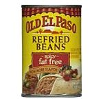 Old El Paso - Refried Beans Spicy 0046000843315  / UPC 046000843315