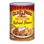 Old El Paso - Refried Beans 0046000843919  / UPC 046000843919