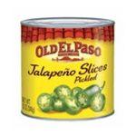 Old El Paso - Jalapeno Slices Pickled 0046000852812  / UPC 046000852812