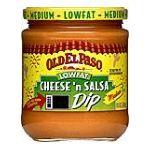 Old El Paso - Cheese N' Salsa Medium 0046000866147  / UPC 046000866147